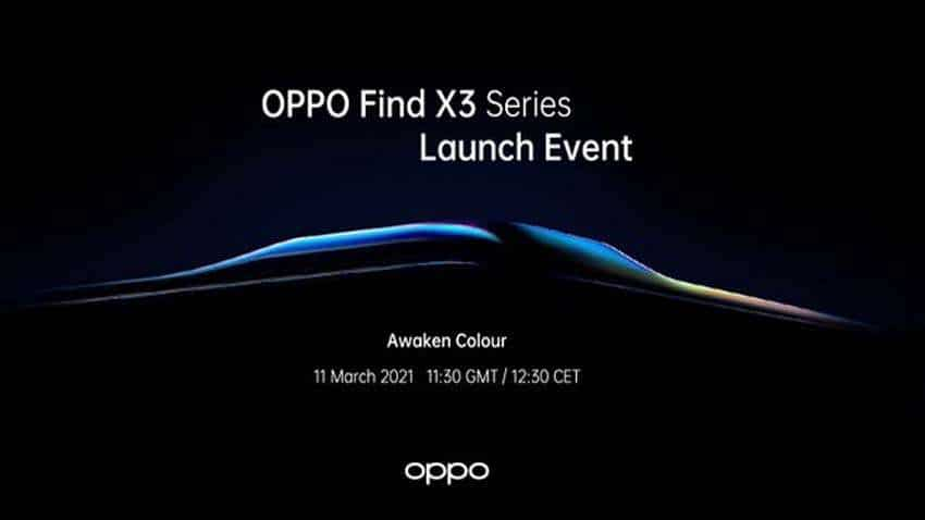Oppo Find X3 series to launch on March 11; Check all details about this upcoming smartphone NOW!