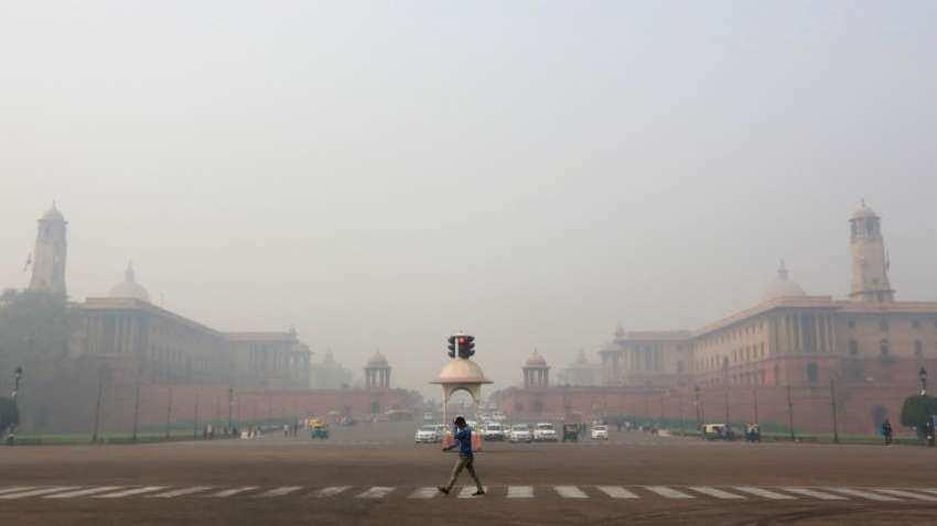 Minimum temperature in Delhi settles above normal