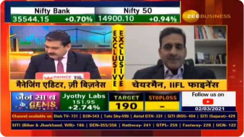 IIFL Finance NCD issue: Opportunity to earn handsome money, Nirmal Jain tells Anil Singhvi in exclusive chat