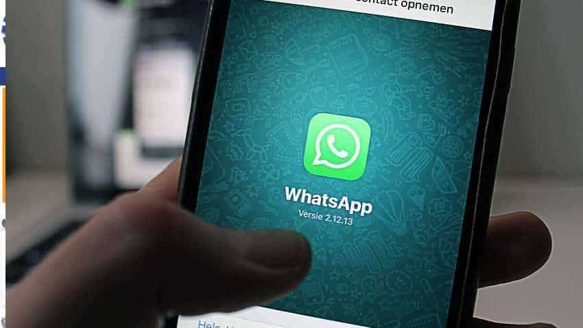 WhatsApp self-destructing images: Here's all you need to know about this 'testing' feature
