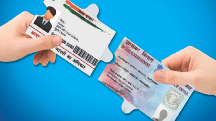 PAN Aadhaar Link: Last date is fast approaching! Failing to do this may lead to Rs 10,000 penalty