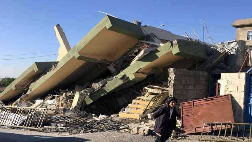 Earthquake of magnitude 6.2 strikes Greece – EMSC