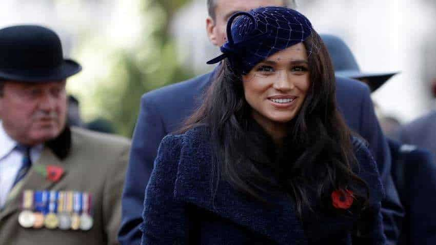 Meghan Markle claims royal family is ''perpetuating falsehoods about us''