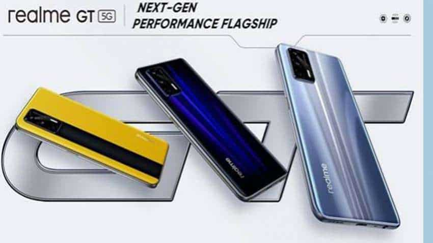 Realme GT 5G launched with 64MP triple camera setup and Snapdragon 888 chipset; Check price, India availability and more