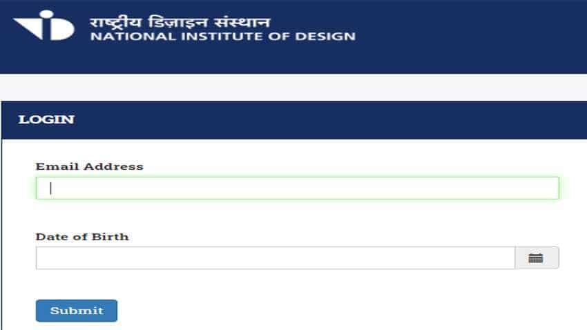 Download NID Admit Card, Admission Letter 2021 released for B.Des. & M.Des. DAT Prelims Exam