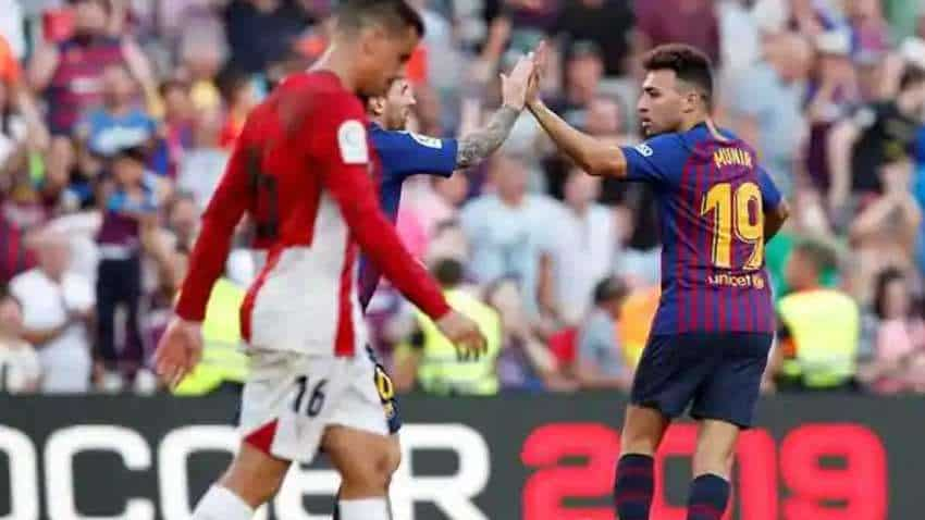 Athletic beats Levante, will play in consecutive Copa finals