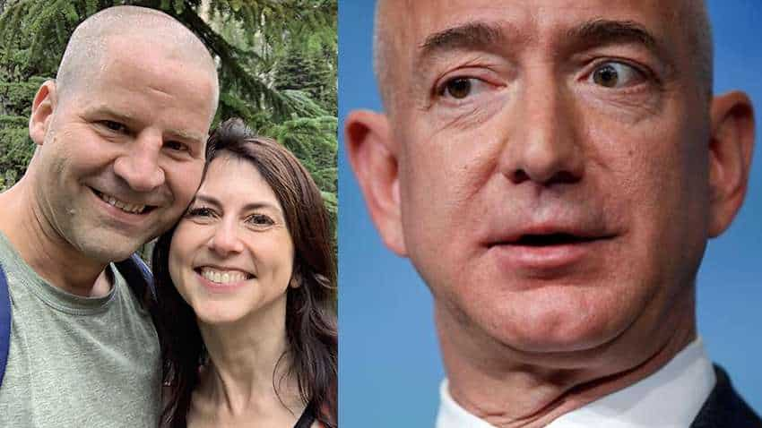 MacKenzie Scott Marriage: Ex-wife of Amazon boss Jeff Bezos marries this man - Who is he? His profession? Read full letter