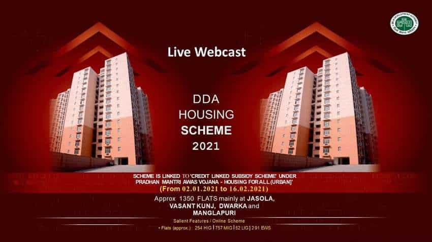 LIVE: DDA Housing Scheme 2021 Draw Results: Happening now! Check here if you got flat