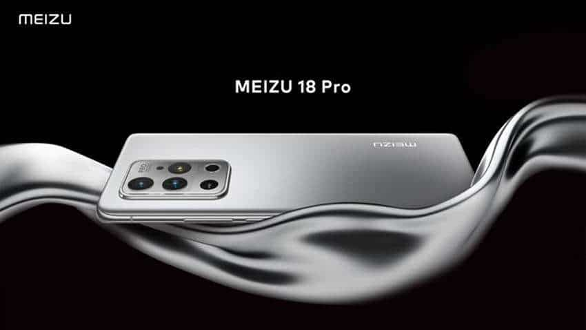 Meizu 18 smartphones sold out in just 1 minute - 100 million yuan in sales