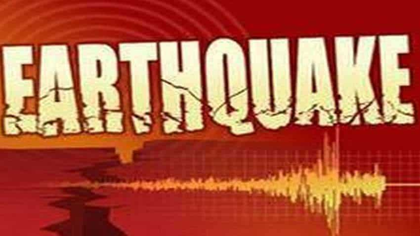 Earthquake of magnitude 5.0 strikes Russia's Kamchatka Peninsula