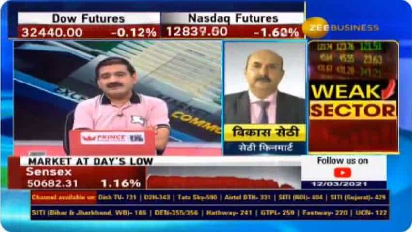 In chat with Anil Singhvi, analyst Vikas Sethi recommends BPCL, PFC for handsome gains