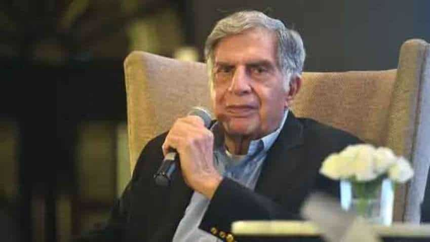 Ratan Tata acquires stake in Pritish Nandy Communications; shares soar, hit upper circuit
