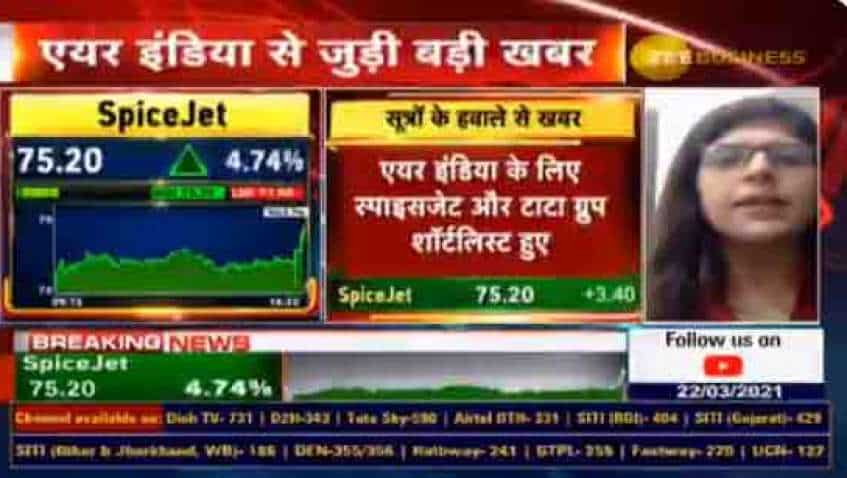 Exclusive | Air India disinvestment: Tata Group and SpiceJet shortlisted for bidding, reveals Swati Khandelwal