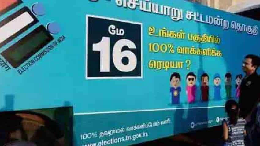 Tamil Nadu election 2021: 100-day free trip to moon, free iphones and mini helicopter, this independent candidate 'promises' all- Check what AIADMK, DMK have to offer