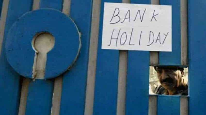 Bank Holidays April 2021: First bank holiday today, check other days when your banks will remain closed this month as per RBI | Zee Business