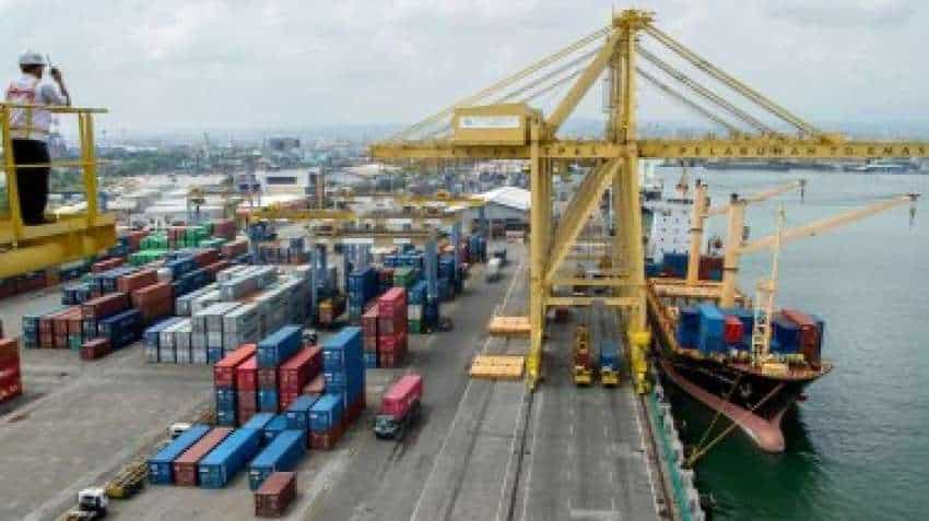 India's exports grew around 60% in March for the first time in a month