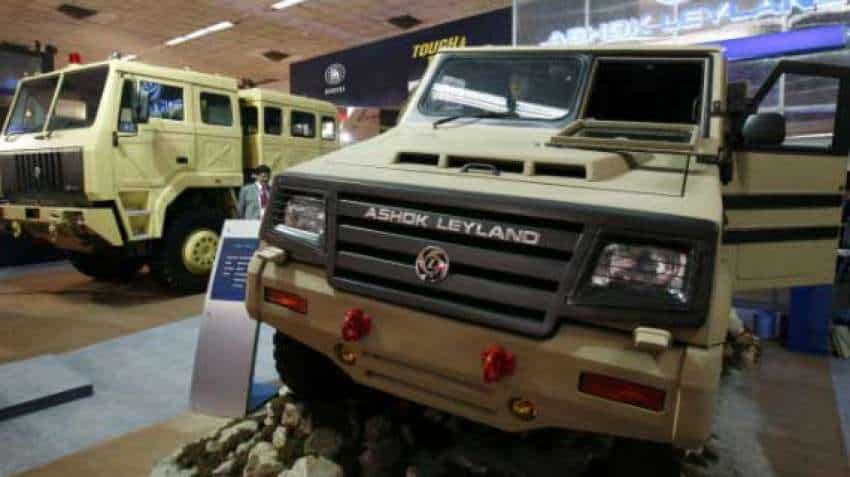 Buy Ashok Leyland share for Rs 125-Rs 130 target price, maintain stop-loss at Rs 105, says expert