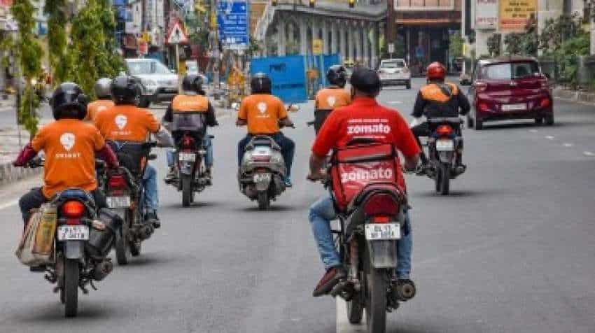 Zomato, Swiggy to stop taking orders from 8:00 pm due night curfew in Maharashtra