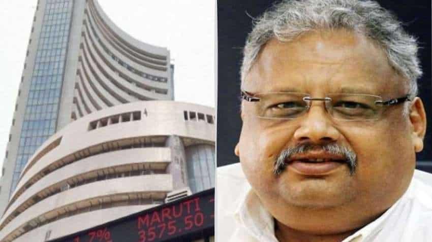 Rakesh Jhunjhunwala Portfolio Shares: This Big Bull-owned realty stock has delivered over 400 pct returns