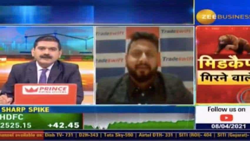 Stocks to buy with Anil Singhvi: Sandeep Jain recommends Siyaram Silk Mills today