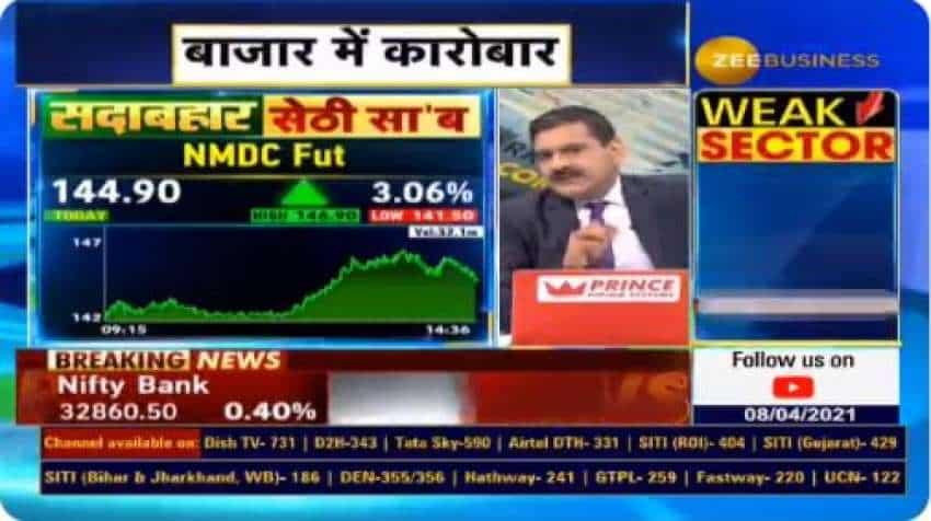 In chat with Anil Singhvi, analyst Vikas Sethi recommends EID Parry, NMDC for bumper returns