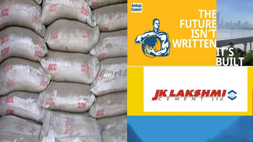 ACC, Ambuja Cements, JK Lakshmi Cement – invest at these levels to MAXIMISE gains, expert says