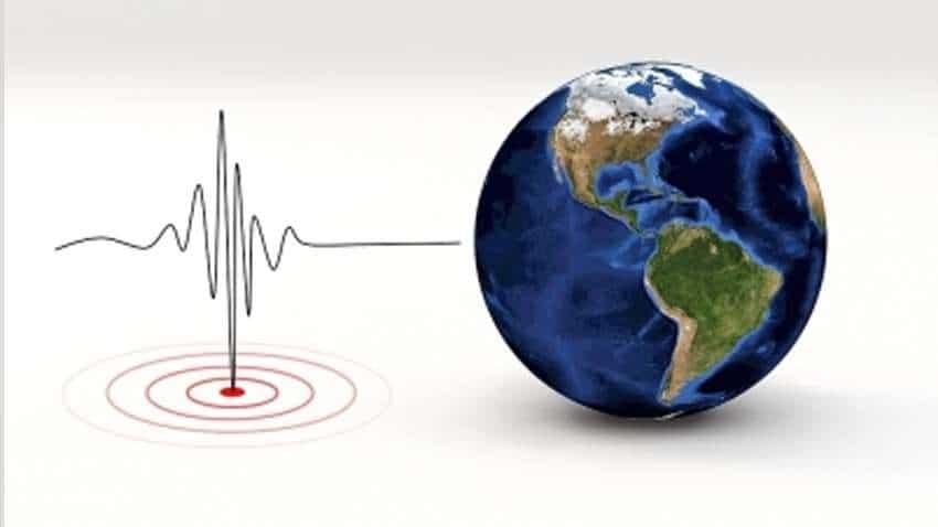 Earthquake hits this region of Madhya Pradesh