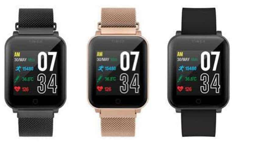 TIMEX FIT launched, priced at Rs 6995; packs telemedicine feature