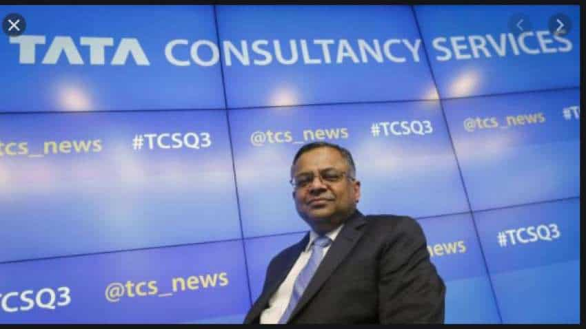 TCS Share price down over 4%, turns TOP LOSER ON NIFTY as Q4 numbers disappoint