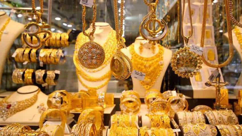 Gold Price today 15-04-2021: Expert says buy for a target of Rs 48600 -  money making tip   Zee Business