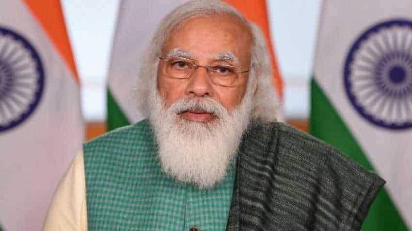 PM Modi urges to keep Kumbh participation symbolic amid COVID crisis