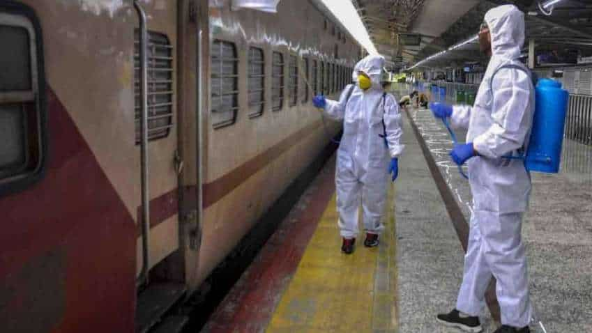 Covid 19: Railways to fine Rs 500 for not wearing face masks in rail premises, trains