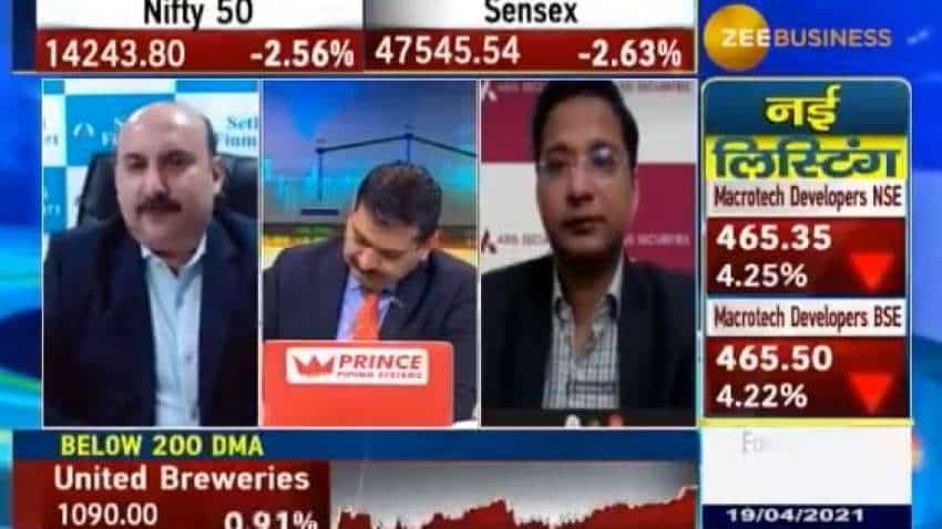 Mid-cap Picks with Anil Singhvi: Albert David, Grindwell Norton, Ineos Styrolution are Vikas Sethi recommendations today