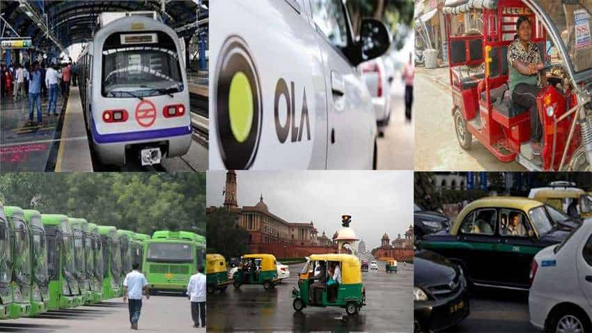 Delhi Lockdown – Get full details on how public transport will function during the curfew period
