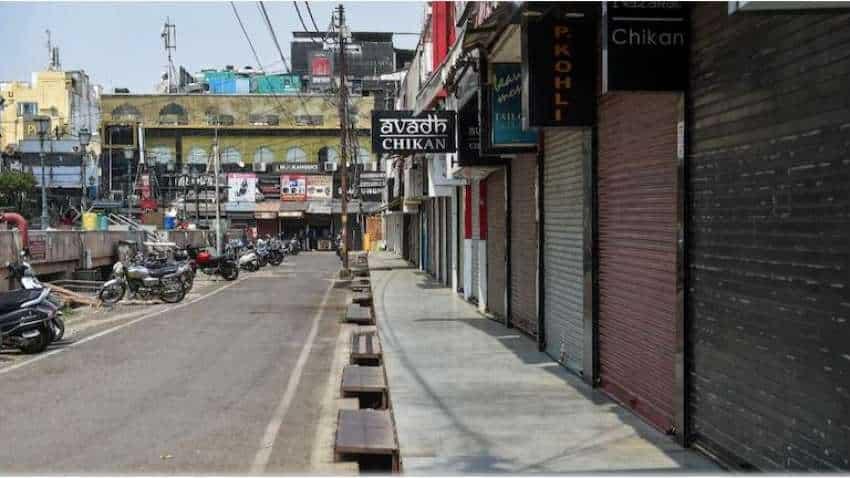 After Delhi, lockdown announced in UP districts Lucknow, Prayagraj, Varanasi, Kanpur, Gorakhpur – Complete DETAILS HERE