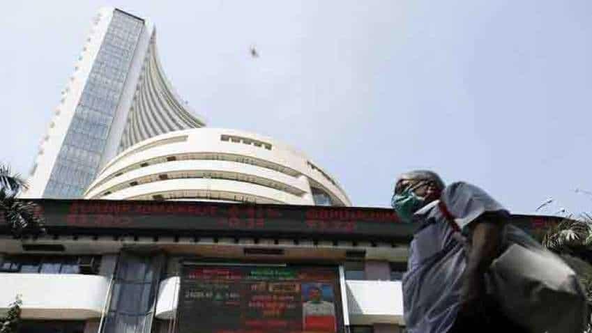 Sensex rallies 375 pts; Nifty tops 14,400