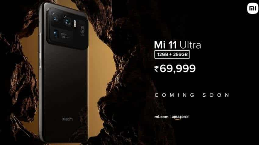 Xiaomi Mi 11 Ultra launched in India at THIS price: Check camera, specifications, features and more