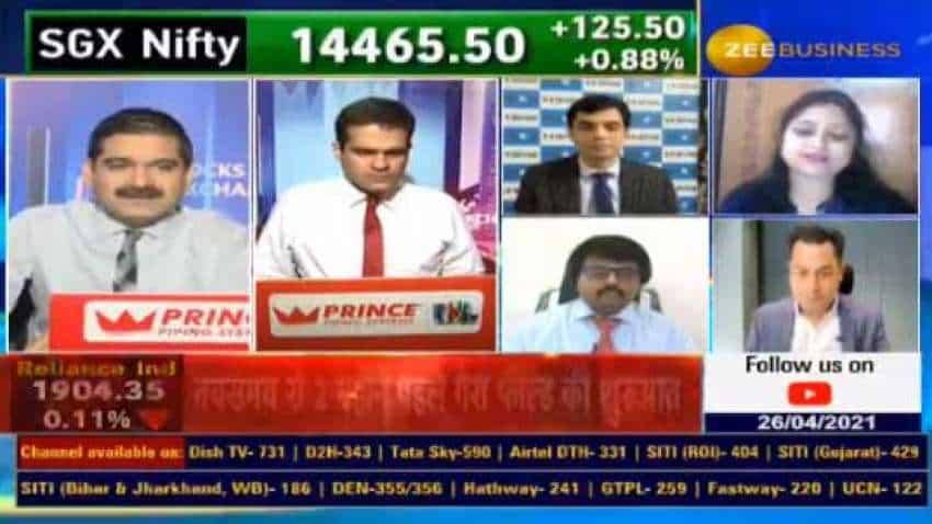 Pick of the Week With Anil Singhvi: SRF, HCL Tech, ICICI Bank, CCL Products, Tata Coffee are top experts' recommendations
