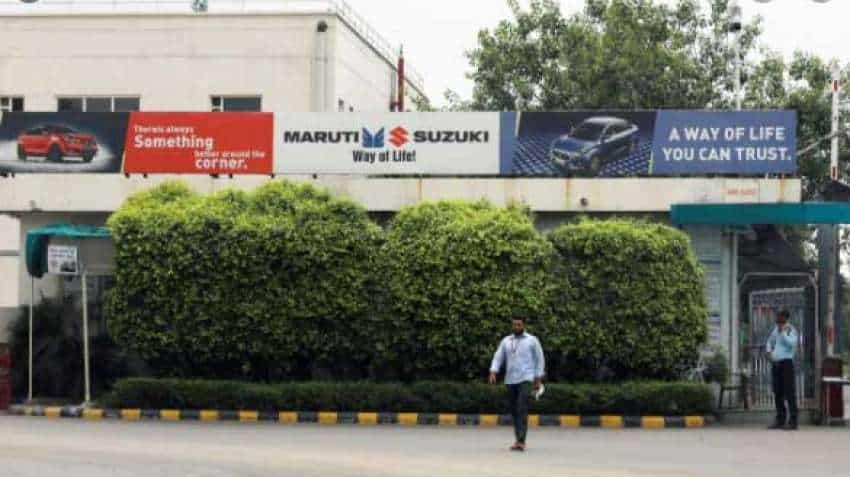 Maruti Suzuki share price: Kotak maintains SELL rating