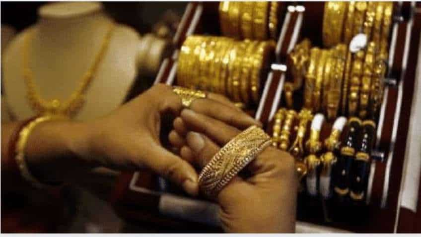 Gold Price today, April 29: Yellow metal opens in green on MCX; check rates in Delhi, Mumbai, Kolkata and Chennai