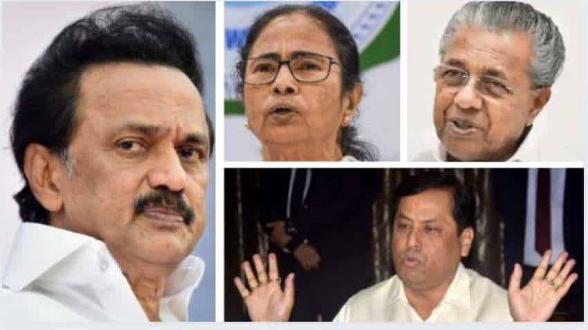 Assembly Election Results 2021 Highlights: TMC, LDF, BJP retain Bengal, Kerala and Assam respectively; DMK sweeps Tamil Nadu-Mamata to stake claim to form govt today
