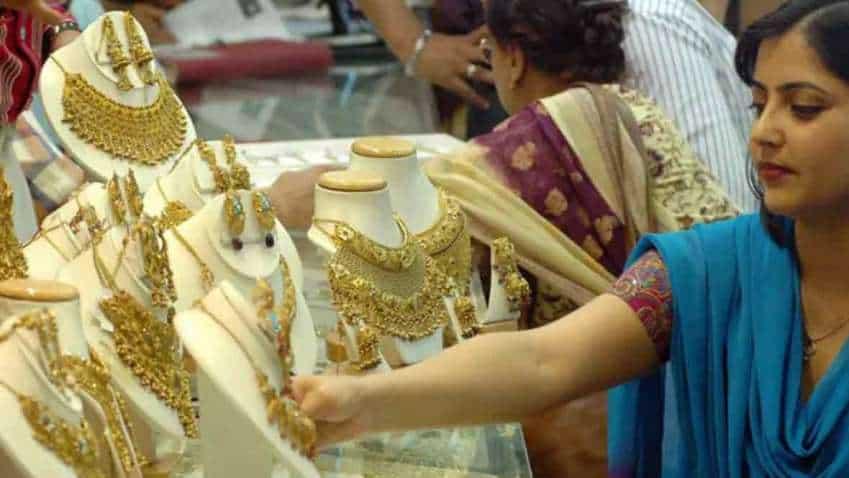 Gold Price Today, May 3: Yellow metal crosses Rs 47,000 per 10 gram on MCX—check rates in Delhi, Mumbai, Chennai and Kolkata