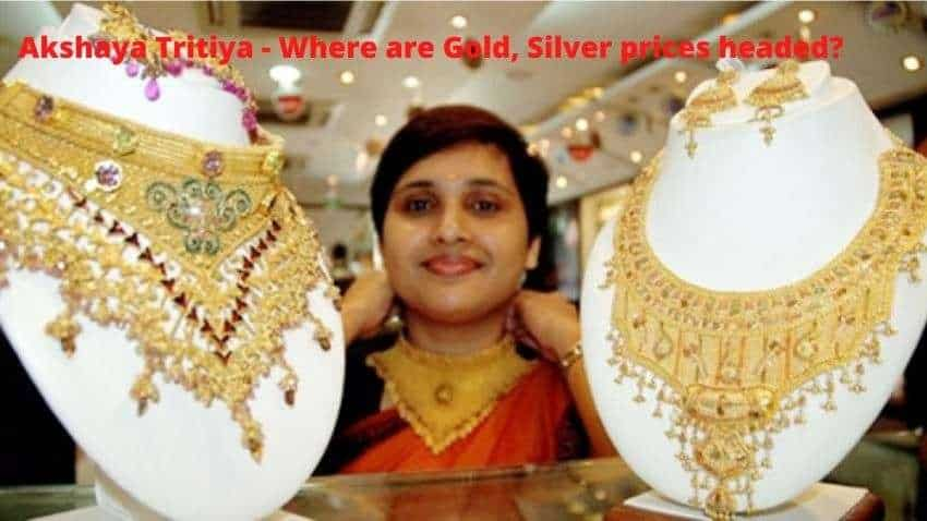 Gold Price Today 03-05-2021: Gold, Silver futures gain on Monday; expert recommends buying now as prices to rise by Akshaya Tritiya