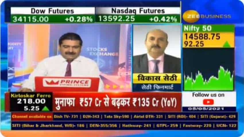 In chat with Anil Singhvi, analyst Vikas Sethi recommends Aster DM Health as top buy for big gains