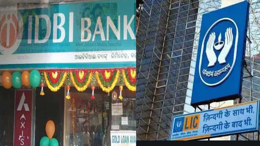 Cabinet clears strategic disinvestment, transfer of management control in IDBI Bank; Govt, LIC shareholding divestment to happen in consultation with RBI
