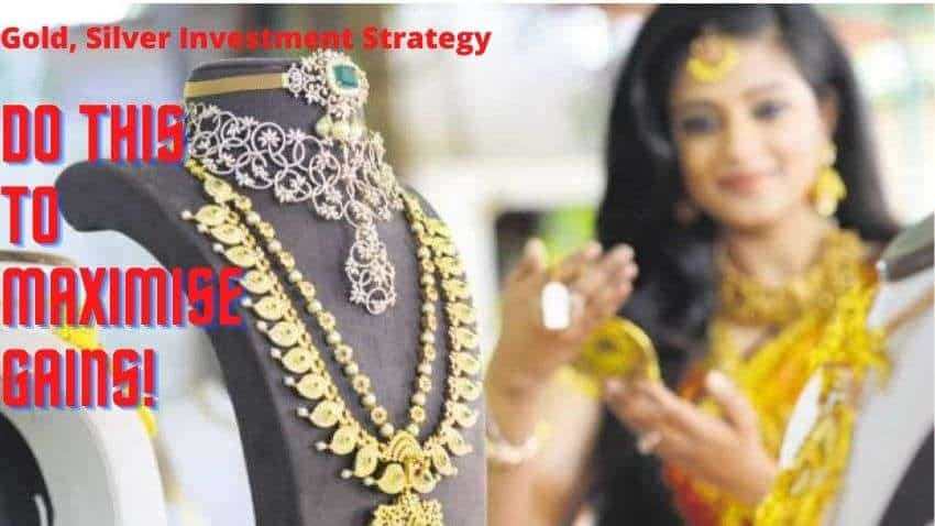 Gold Price Today 06-05-2021: At fag end of Thursday trading, EXPERT gives CRUCIAL strategy to make money in Gold, Silver