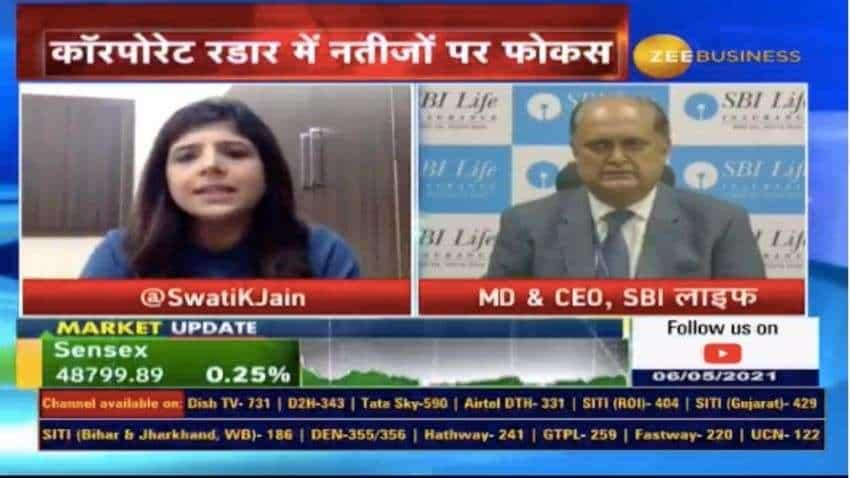 SBI Life paid 5,487 COVID claims worth Rs 366 crore in FY21: Mahesh Kumar Sharma, MD & CEO