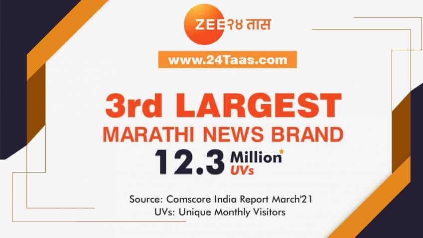 Zee Digital new landmark: 24Taas.com bags 3rd position on Comscore; clocks 12 million unique monthly visitors