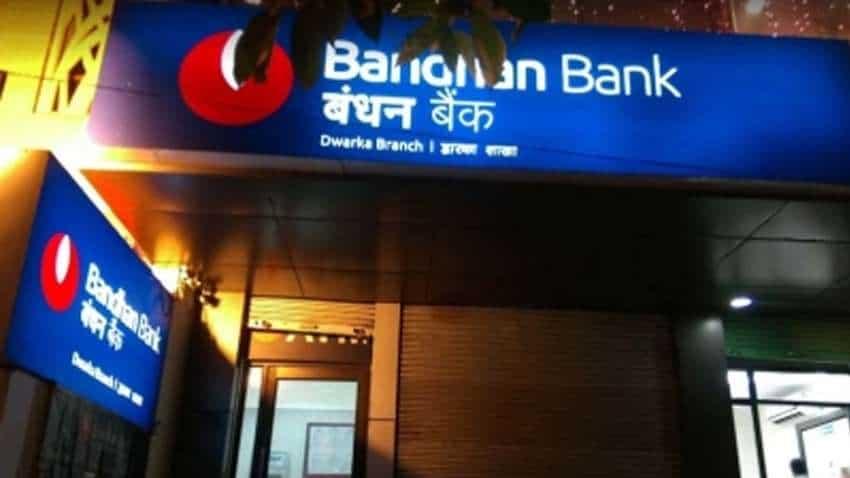 Bandhan Bank's net profit falls 80% on higher provisioning