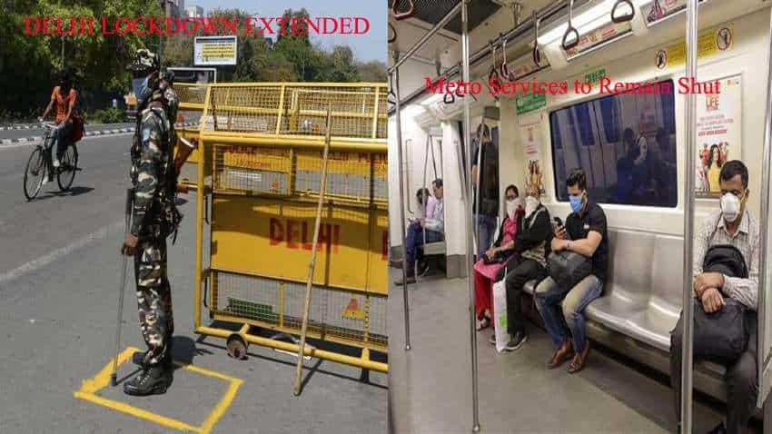 DELHI LOCKDOWN News: EXTENDED! Check latest update from Arvind Kejriwal